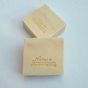 natura sabun doğal badem sabunu