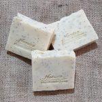 doğal keçi sütü sabunu