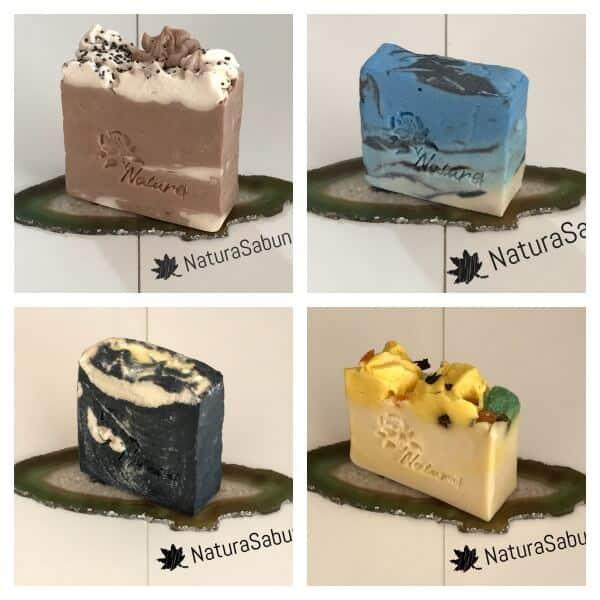 özel tasarım sabunlar