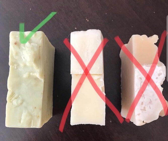 soğuk proses doğal sabun üretimi