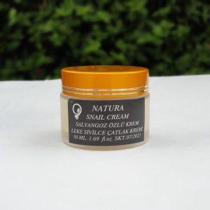natura sabun doğal salyangoz kremi