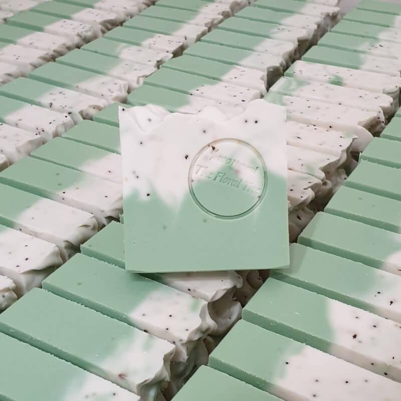 aloevera yeşil nane sabunu